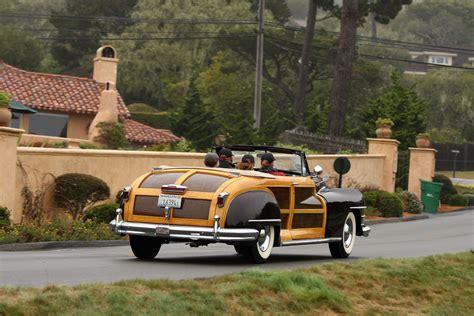 chrysler supercar 1946 chrysler town country convertible gallery