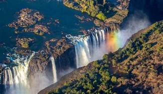 waterfalls in the world the world s largest waterfalls by flow rate worldatlas