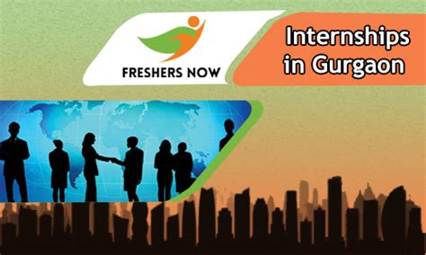 Current Openings In Gurgaon For Mba by Internships In Gurgaon For Freshers Students 2018 2019