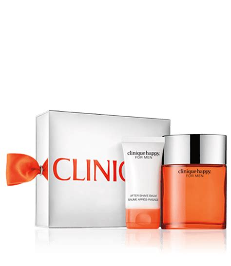 happy for him gift set clinique