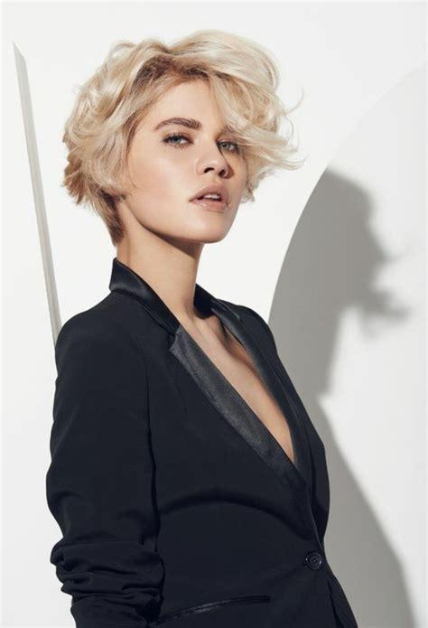 blond polaire pour qui 1001 looks qui vous font oser les cheveux couleur blond polaire