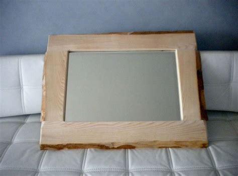 cornice specchio fai da te specchio fai da te con legno e corteccia naturale cose