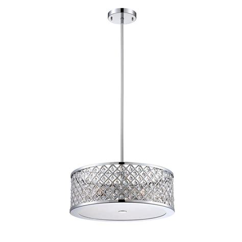 home decorators collection pendant lights home decorators collection 3 light chrome convertible