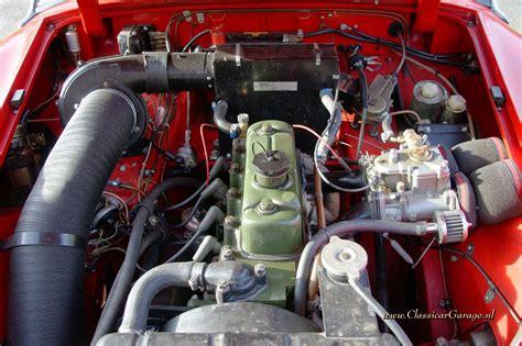 2 Car Garages austin healey sprite mk ii 1962 details