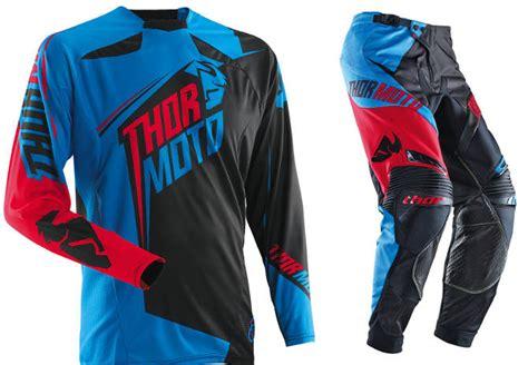 Baju Sepeda Thor Motocross Jersey Motor Cross mxa team tested thor mx gear motocross magazine