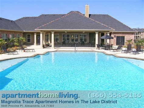 houses for rent in alexandria la pool clubhouse
