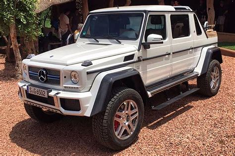 mercedes maybach g650 leaked in motor trend