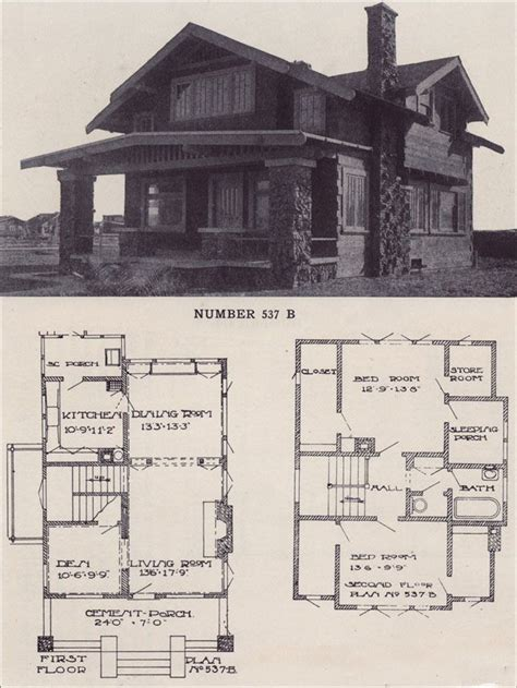 california bungalow plans ideas free home
