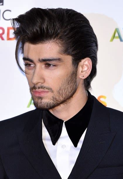The Hair Evolution of One Direction's Zayn Malik   Teen Vogue