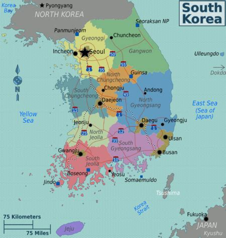 map usa korea korea status of united states forces and early signs of