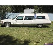 1996 Cadillac S&ampS Masterpiece Hearse  For Sale