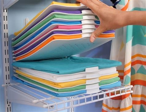 Threadstax by Magnetically Organizes Your Closet 187 Gadget Flow
