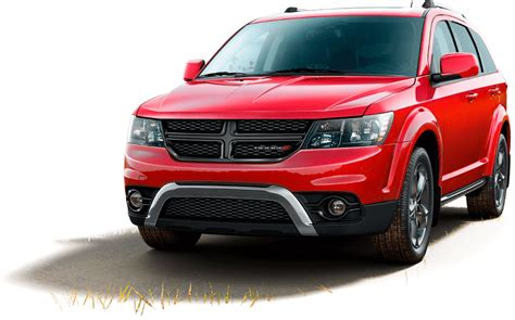 2016 Dodge Journey Affordable Midsize Crossover