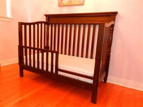 Baby Bed Frame Beautiful 4 In 1 Crib Toddler Bed Bed Frame Central Ottawa Inside Greenbelt Ottawa