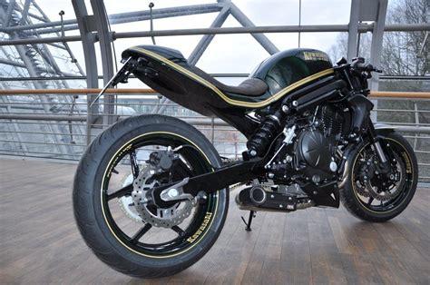 Motorrad Heck Englisch by Umgebautes Motorrad Kawasaki Er 6n Von Bkm Bikes Handels