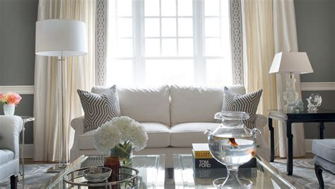 ivory  gray living rooms transitional living room