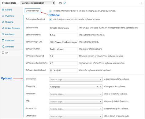 woocommerce api manager woothemes documentation