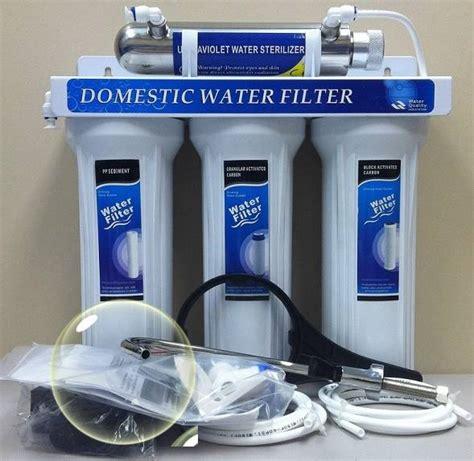 uv light water filter uv ultraviolet light drinking water filter system under