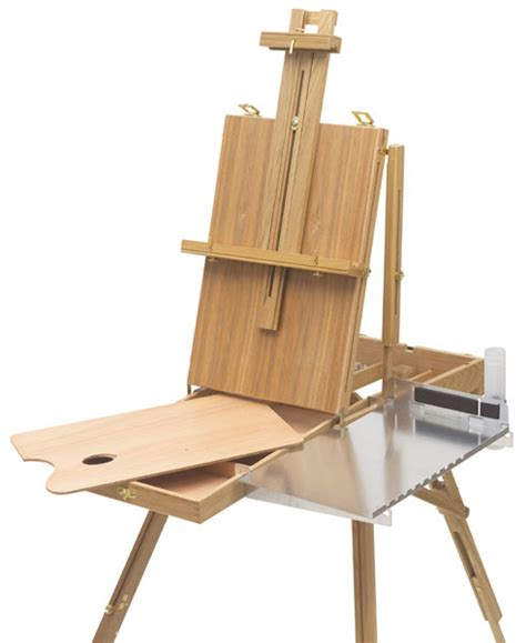 easel woodworking plans crafters where to get plans for wood artist easel