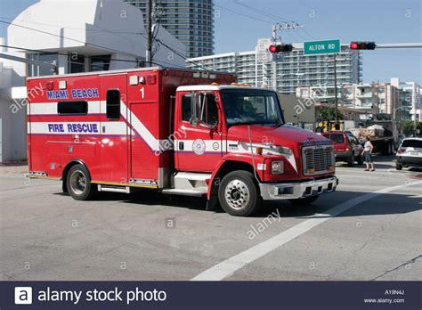 florida truck miami florida alton road rescue truck emergency