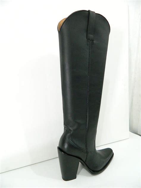 high heel country boots custom made toe 5 inch high heels new stylish toe