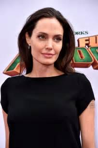 angelina jolie angelina jolie on red carpet kung fu panda 3 premiere