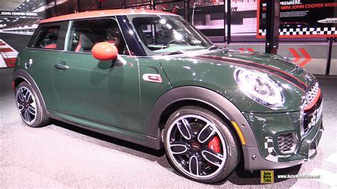 mini 3 colors 2016 mini cooper works hardtop exterior interior