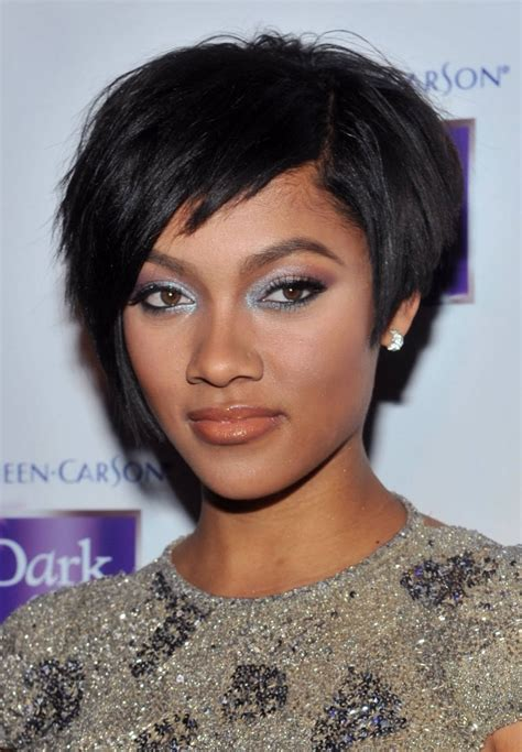 pictures of hairstyles for the african american women with thinning hair 55 winning short hairstyles for black women