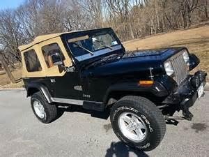 1995 Jeep Wrangler Se Purchase Used 1995 Jeep Wrangler Yj Se Sport Utility 2
