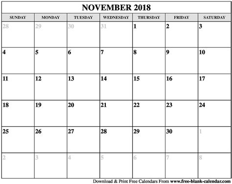 november 2017 french printable monthly calendar template
