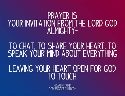 comforting quotes prayer is so important comforting quotes from karen