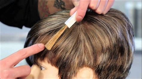 adding highlights to blend grey roots what is a good hair color idea for covering gray hair