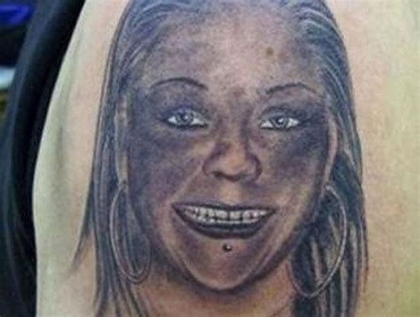 tattoos gone wrong tattoos wrong