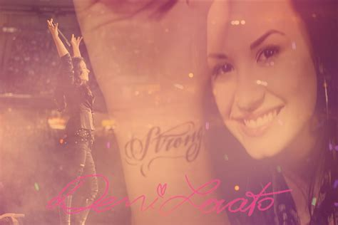 Demi Lovato Biography Stay Strong | demi lovato stay strong quotes quotesgram