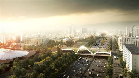 design contest opens to overhaul atlanta bridges green city spectator atlanta 10th street bridge evolo