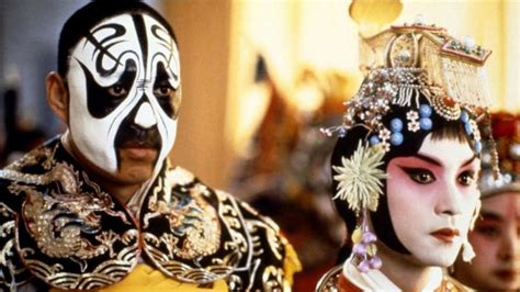 film chinese opera 50 years of chinese history farewell my concubine dvd