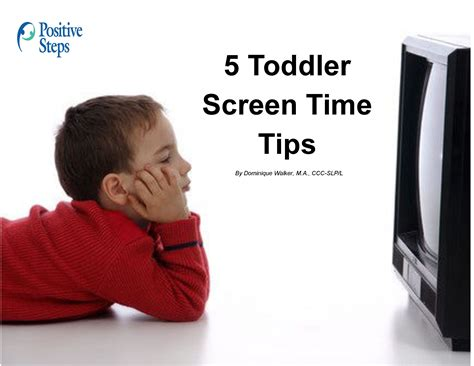 screen time in the time a parenting guide to get and safe books 5 screen time tips for parents of toddlers positive