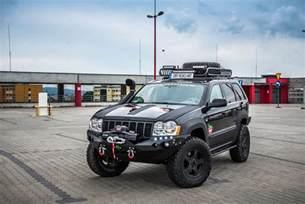 Jeep Wk Lift Metalpasja Innowacyjne Doposa綣enia Offroad Jeep Grand