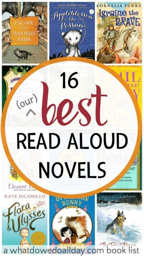 best picture books to read aloud our best read aloud chapter books of 2015