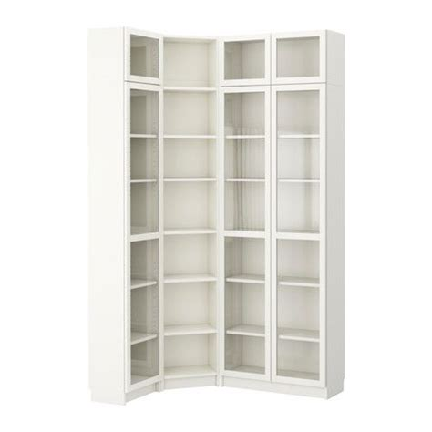 Billy Bookcase Corner Billy Bookcase Combination Crn Solution White White