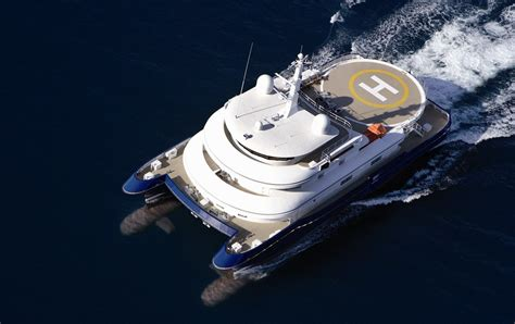 05 L Silver 2010 world superyacht award luxury catamaran
