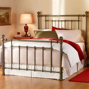 revere iron bed by wesley allen humble abode