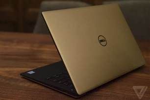 a new color dell channels mr t and colors its new xps 13 gold