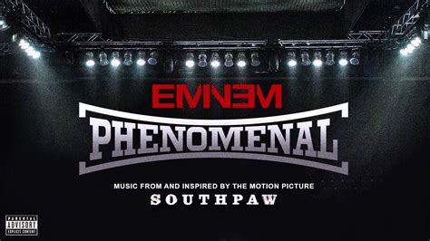 eminem unstoppable lyrics eminem phenomenal lyrics limitless lyrics