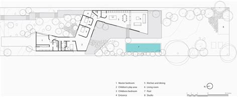 Floor Plan For House gallery of s house glamuzina paterson architects 15