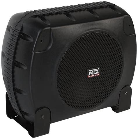 Speaker Subwoofer xtl110p powered car subwoofer enclosure mtx audio