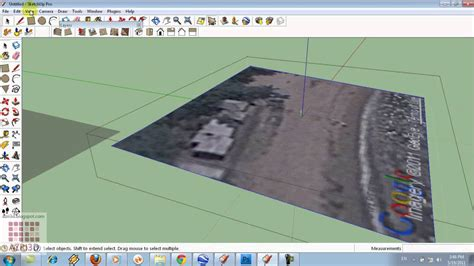 tutorial google sketchup indonesia google sketchup tutorial 10 menggunakan google earth