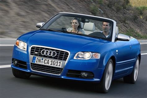 Audi A4 Cabrio Gebraucht by Audi A4 Cabriolet From 2006 Used Prices Parkers