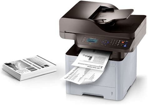 Printer Samsung Sl M3870fw samsung sl m3870fw xaa multifunction proxpress printer ebay