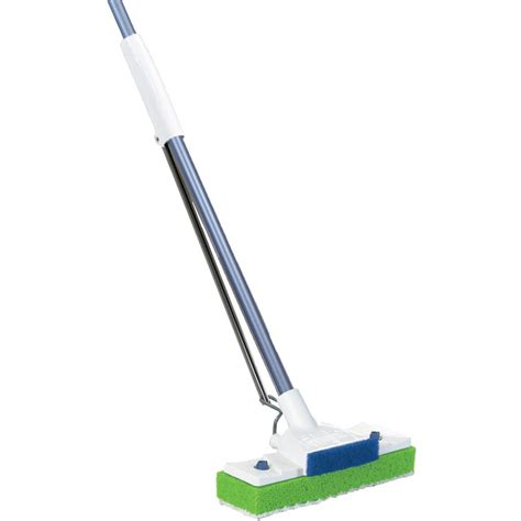 quickie microfiber sponge mop 045hpm 1 the home depot